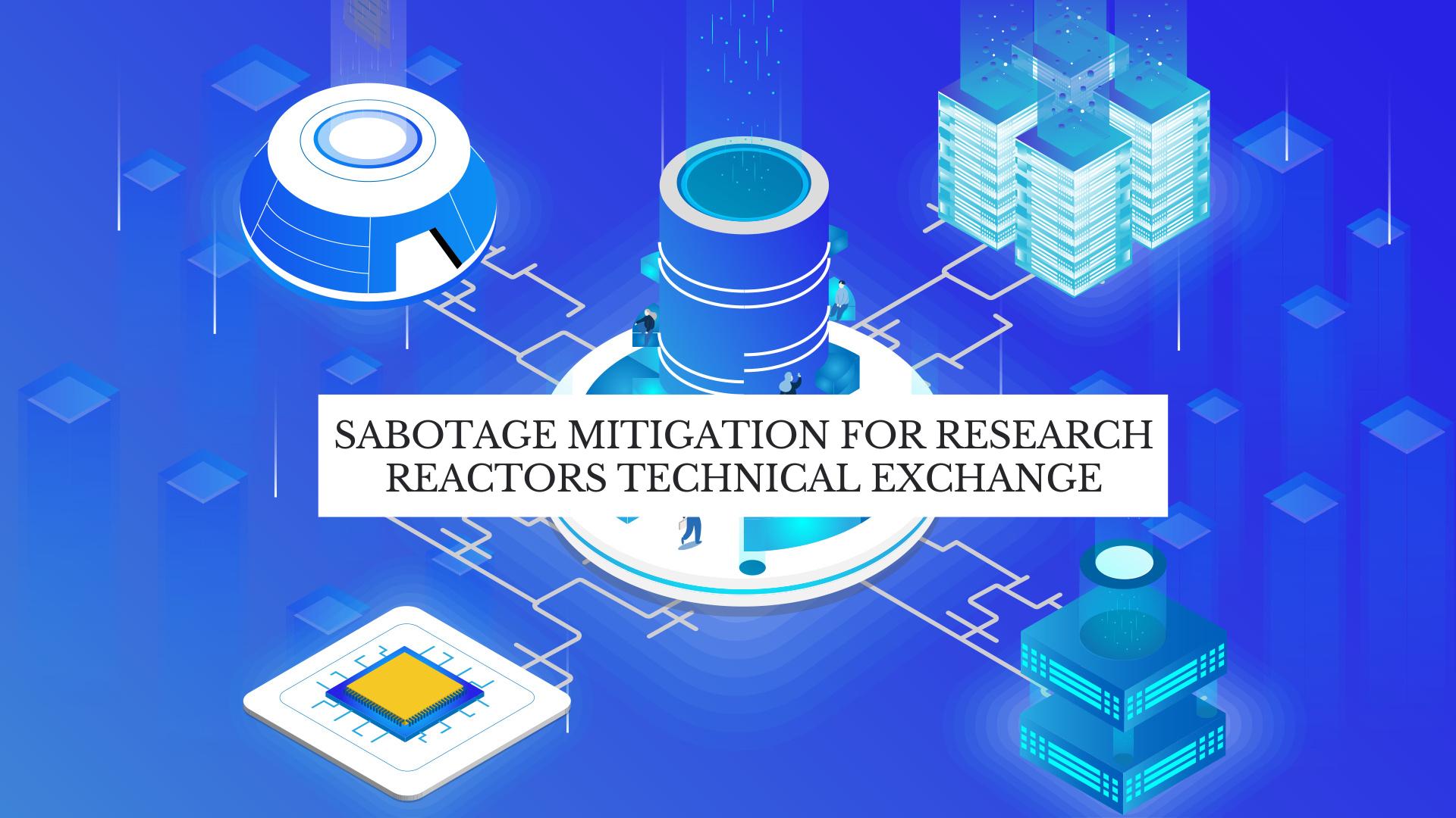 Sabotage Mitigation for Research Reactors